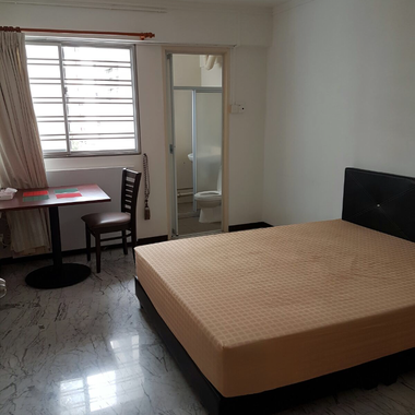 Urgent!!! Serangoon Central master room for rent, breezy and scenic