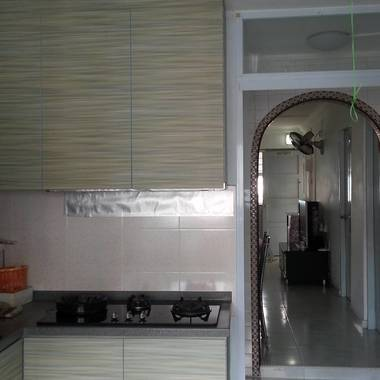 [Owner/ No Agent Fee] Blk 244 Jurong East Street 24 (2+1) whole unit for rent, high floor, aircon