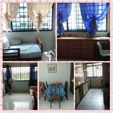 Bishan Street 23 Block 221 Common room