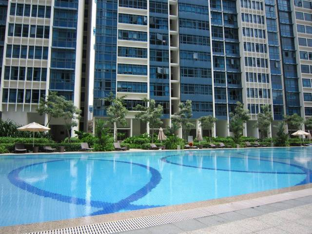 City Square Residence beside City Sq Mall and walk to Farrer Park MRT -2 bedrooms unit available
