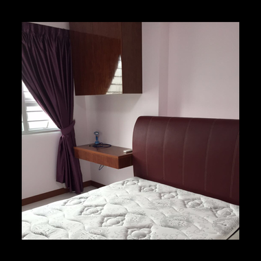451B Sengkang West Way HDB Common Room for Rent (Near Seletar Mall)