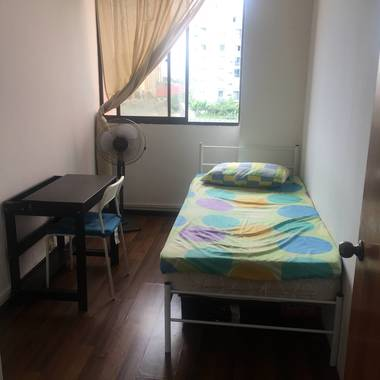 Single Room in 810 Geyland road City Plaza,only $580 per month