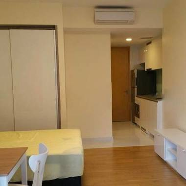 1 Bedroom Studio Unit in Bartley 3 mins to MRT Station (Circle Line)
