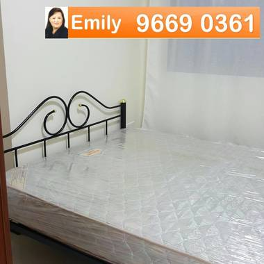 Beside J.Point/Mrt Bk 697C ,698C-New Flat$800