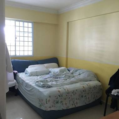 Comfortable Room for Rent (Newly Renovated)