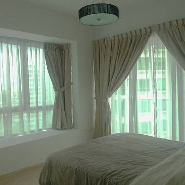 Cozy Condo 2+1 - near Pasir Ris MRT (no agent fee )