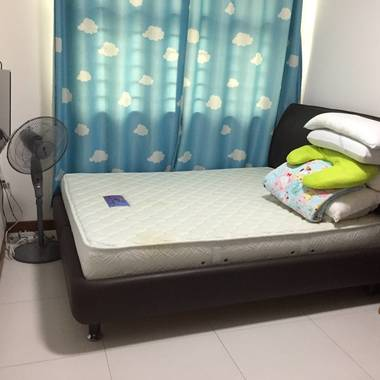 329A common room for rent. Near LRT and walking distance to MRT