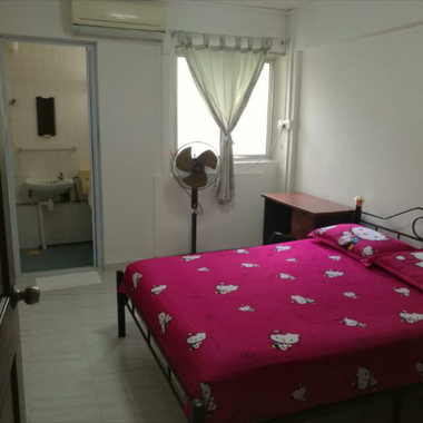 BEDOK RESERVOIR RD MASTERBEDROOM FOR RENT
