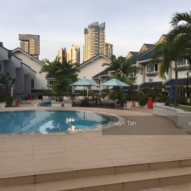 3 bedroom unit for rent at The Compass at Chancery (have a maids room)