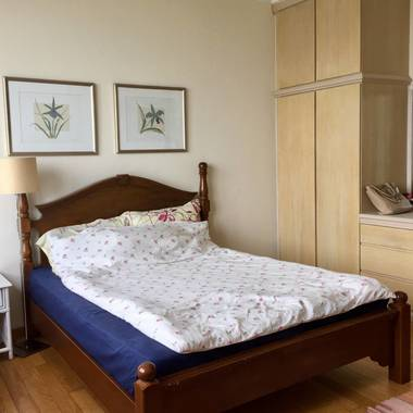 Spacious Master Bedroom at Central Area