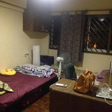 Shared Common Room for Rent near Clementi MRT