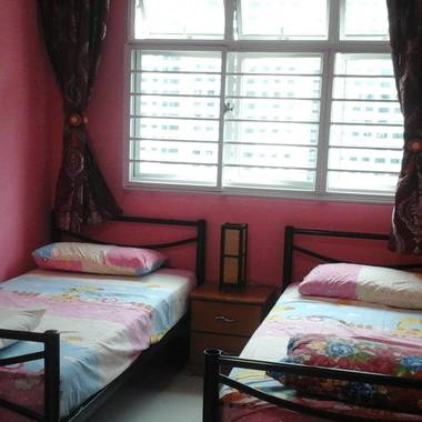 Common room rental in punggol
