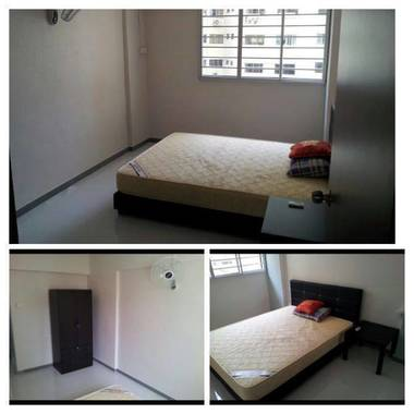 Bedroom (Near Serangoon/Kovan MRT)