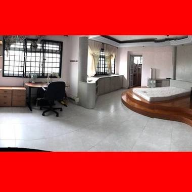 No Owner!! Can cook!! Master Bedroom for rent (Serangoon)