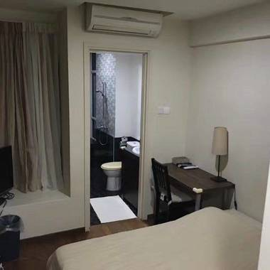 Hotel style studio in condo for rent