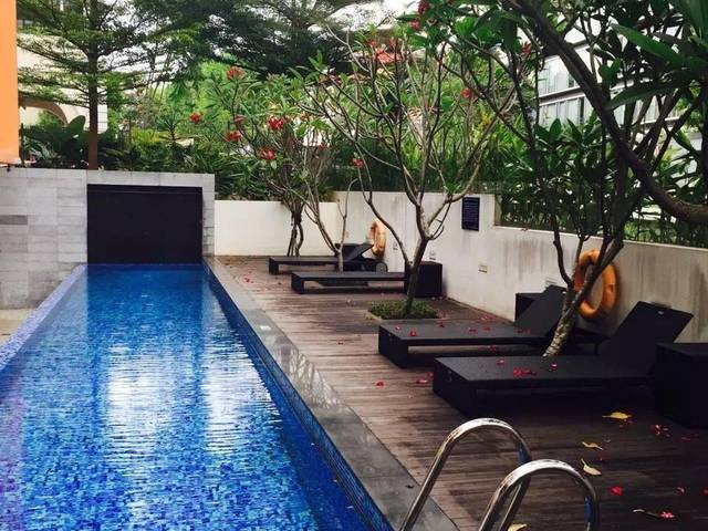 New Condo big common Room near Dhoby Ghaut and Bugis