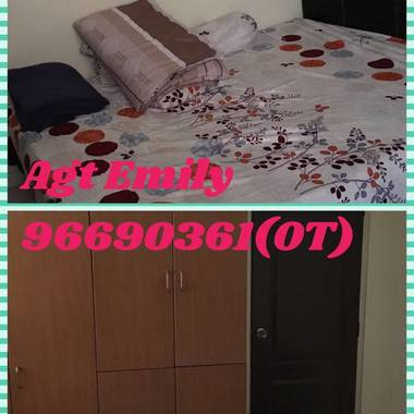 2Mins Boon Lay Mrt -Bk 695 Couple/Single