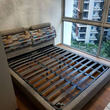 Q BAY RESIDENCES STUDIO ROOM $1500 MIN. 6 MONTHS