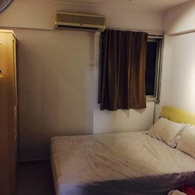 2 Bedrooms Flat for Rental (New Upper Changi)