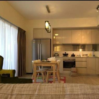 Sophia Residence at Sophia road walk to Dhoby Ghuat MRT interchange