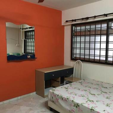 Common room rental @Blk 249 Choa Chu Kang