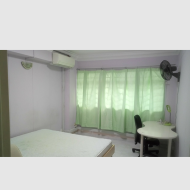 Two (02) Common Rooms for Rental @ JW ST.81 nearby Gek Poh Shopping Center.