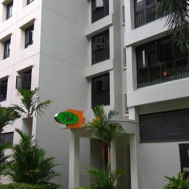 Toa Payoh Ctrl, Common room for rent, high floor, quiet environment.