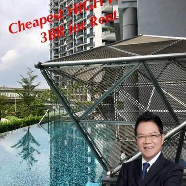$3000 Cheapest Brand New 3BR Condo at J-Gateway