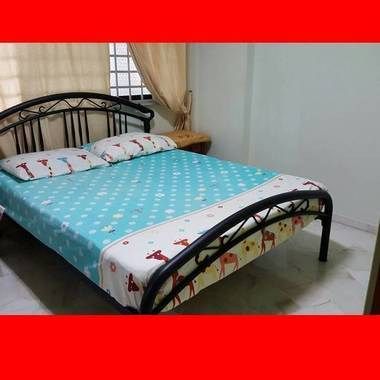 Nice Common Bedroom for rent (Hougang)