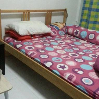 Master bedroom in Ang Mo Kio