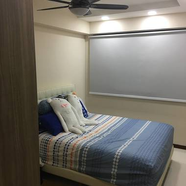 Newly furnished flat with room for rental!