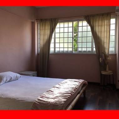 Beautiful Common bedroom for rent (Central / Potong Pasir)