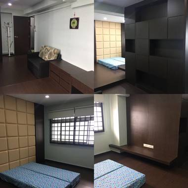 High Floor 1+1 Bedroom with 1 Bathroom and Walk-in Wardrobe