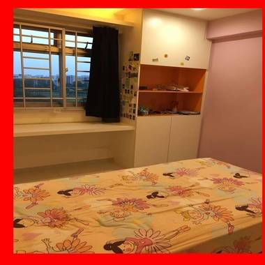 Cheap and nice aircon room for rent (Woodlands)
