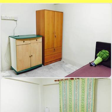 AMK Common Room with independent Washroom for Female