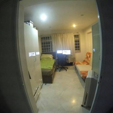 Simei Room Sharing (common room) for Rent: $362