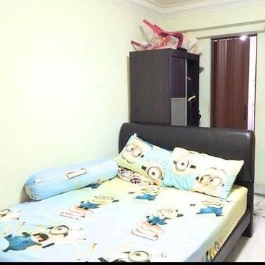 Master Room with Toilet for Rent! 5mins WALK from Tampines MRT, BUS INTRRCHANGE, SHOPPING MALLS.