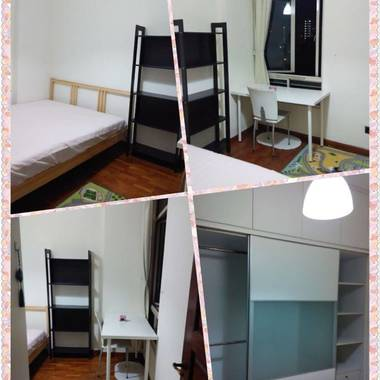 Choa Chu Kang Opposite MRT Common room for rent
