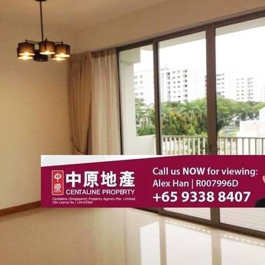 Woodhaven condo at Woodlands for rent, Woodgrove Ave