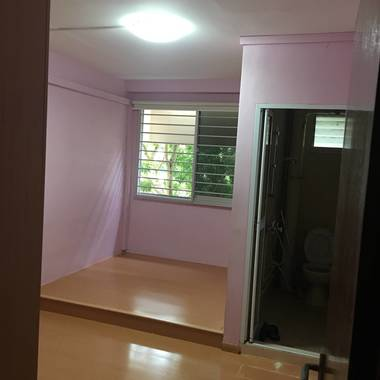 Room with bathroom for rent @ Simei