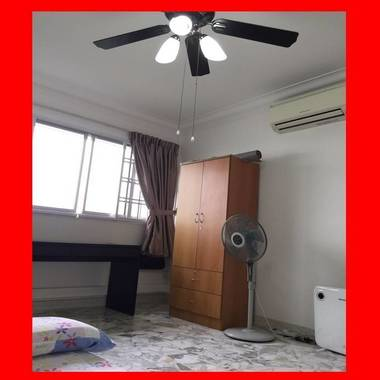 Female Environment.. Common Room for rent (Paya Lebar)