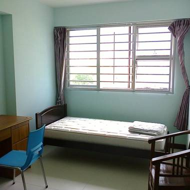 Common room for rent in Hougang area