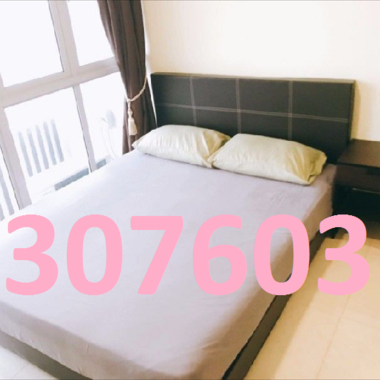 NO AGT FEE! CENTRA HEIGHTS! BALCONY! STORE! 3 YEARS OLD CONDO! 5 MINS WALK FM ALJUNIED MRT STATION!