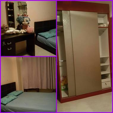 Room for rent @ Pasir St.11 Blk. 146.