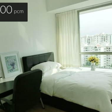 Cozy Single Room at Condo Livia For Rent