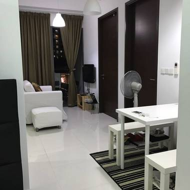 Condo Common Room for Rent