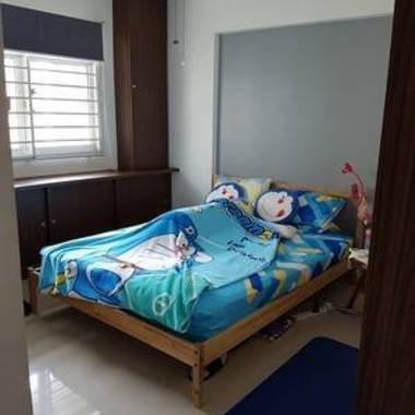 Affordable Master's Bedroom for Rent at 850 sgd in Punggol Field
