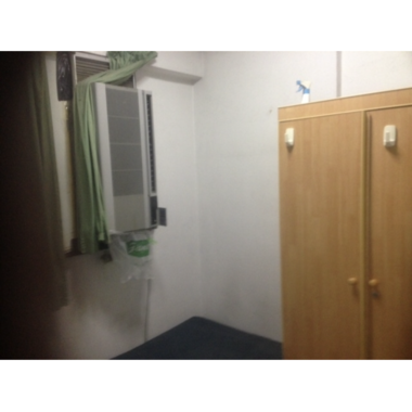 Air con maid room for rent @ $350
