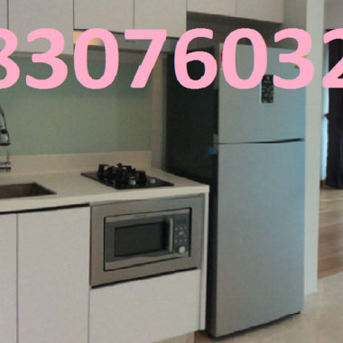 NO AGT FEE! EIGHT RIVERSUITES! 1 YEAR OLD CONDO! BIG BALCONY! 5 MINS WALK FM BOON KENG MRT STATION!