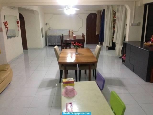 Master Bedroom Jurong East Interior Design